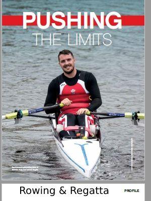 Link to profile of para-rower Ben Pritchard