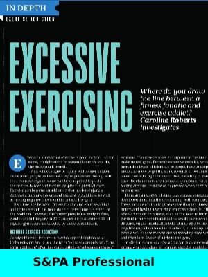 Link to article on exercise addiction
