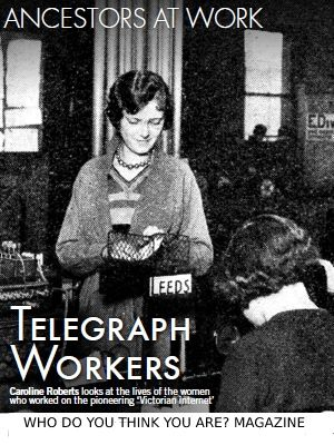 Link to article on women who worked as telegraph operators
